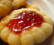 easy shortbread tartlets